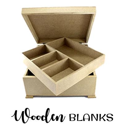 Wooden Blanks